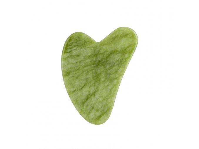 PALSAR7 Masážní destička Guasha (zelená)