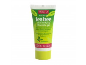88487.Beauty Formulas Australian Tea Tree Blemish Gel 30ml