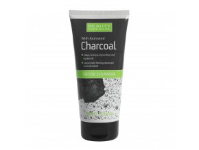 88552.Beauty Formulas Charcoal Detox Cleanser 150ml