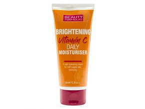 88672 Beauty Formulas Brightening Vitamin C Daily Moisturiser