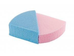 INTER VION Kosmetické polštářky (labutěnky) 2 ks