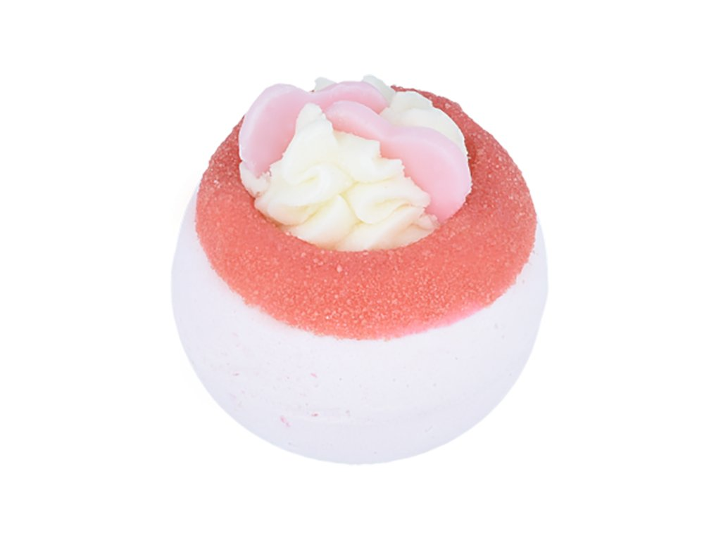 Bomb Cosmetics Sugar Plum Fairy bomba do kúpeľa, 160g
