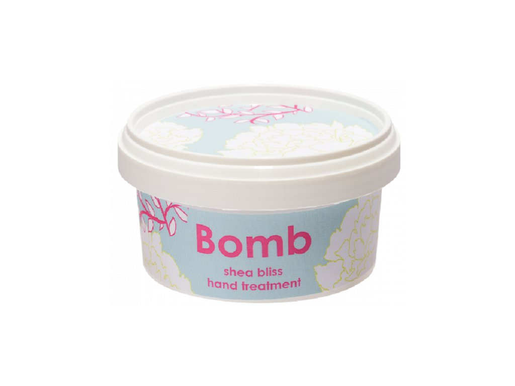 Bomb Cosmetics Shea Bliss krém na ruky, 200ml