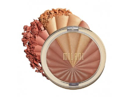 Milani Color Harmony Blush Lícenka Bronze Burst
