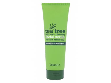 Čistiaci pleťový peeling s Tea Tree, 250ml