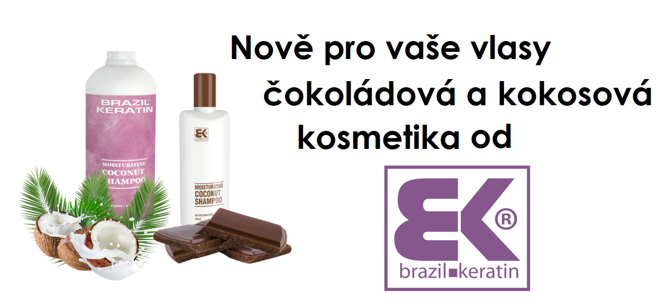 Brazil keratin chocolate coconut