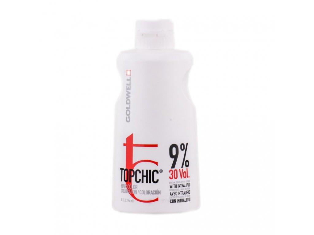 Goldwell Topchic Lotion 30VOL, 9% 1000ml
