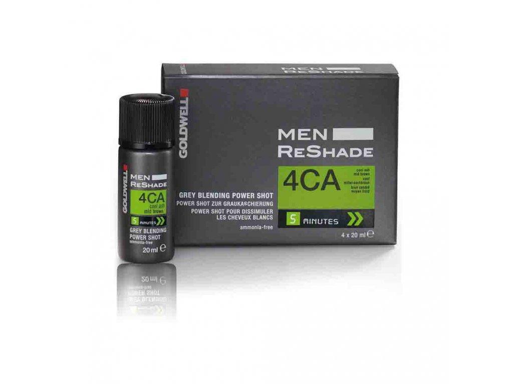 Goldwell Men Reshade 4CA CFM 4 Shots 80ml