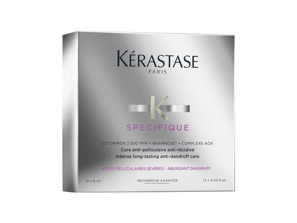 Kérastase Specifique Cure Anti-Pelliculaire - léčebná kúra 12x6 ml (72 ml)