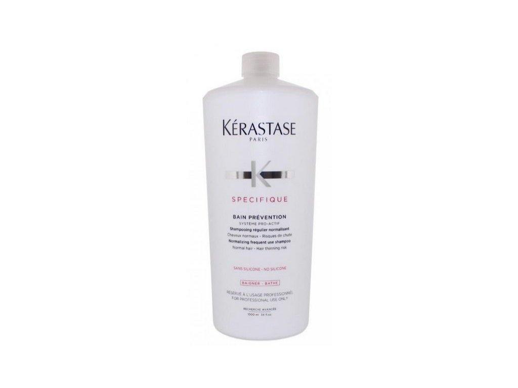Kérastase Spécifique Bain Prévention - šampon proti vypadávání vlasů 1000 ml  + Dávkovací pumpa zdarma