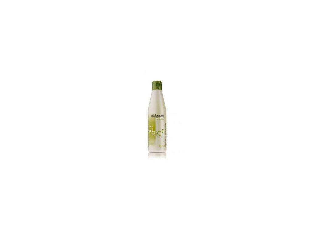 Salerm Citric Balance šampón pH 4,9 1000 ml
