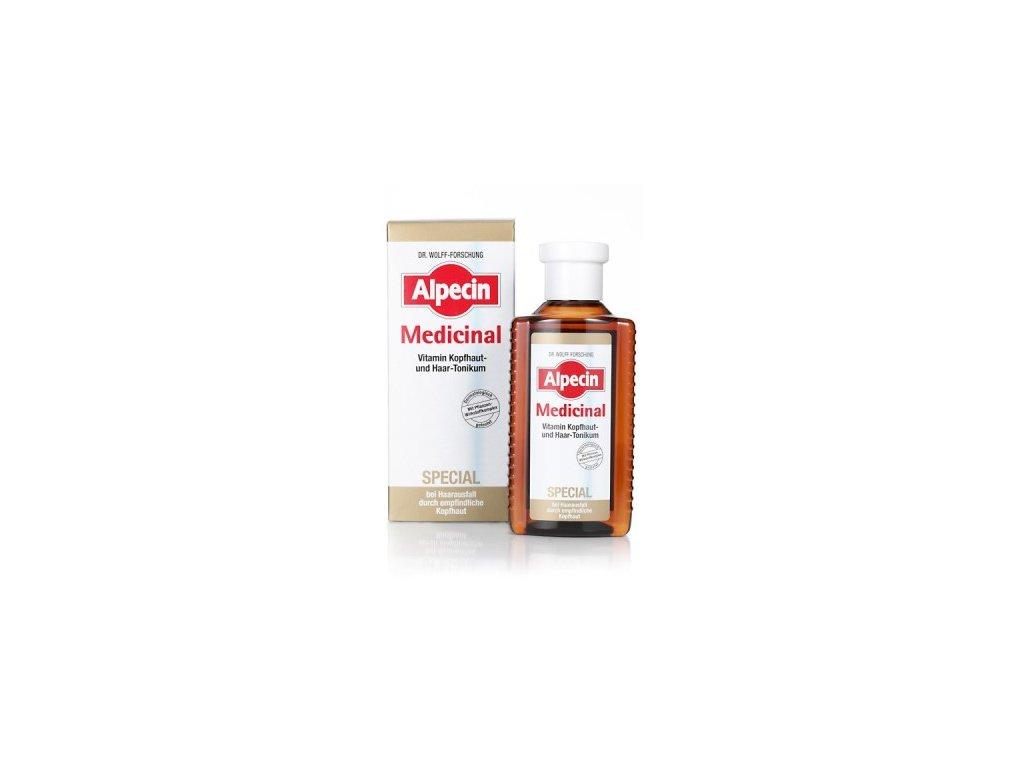 180 alpecin medicinal special tonikum 200ml