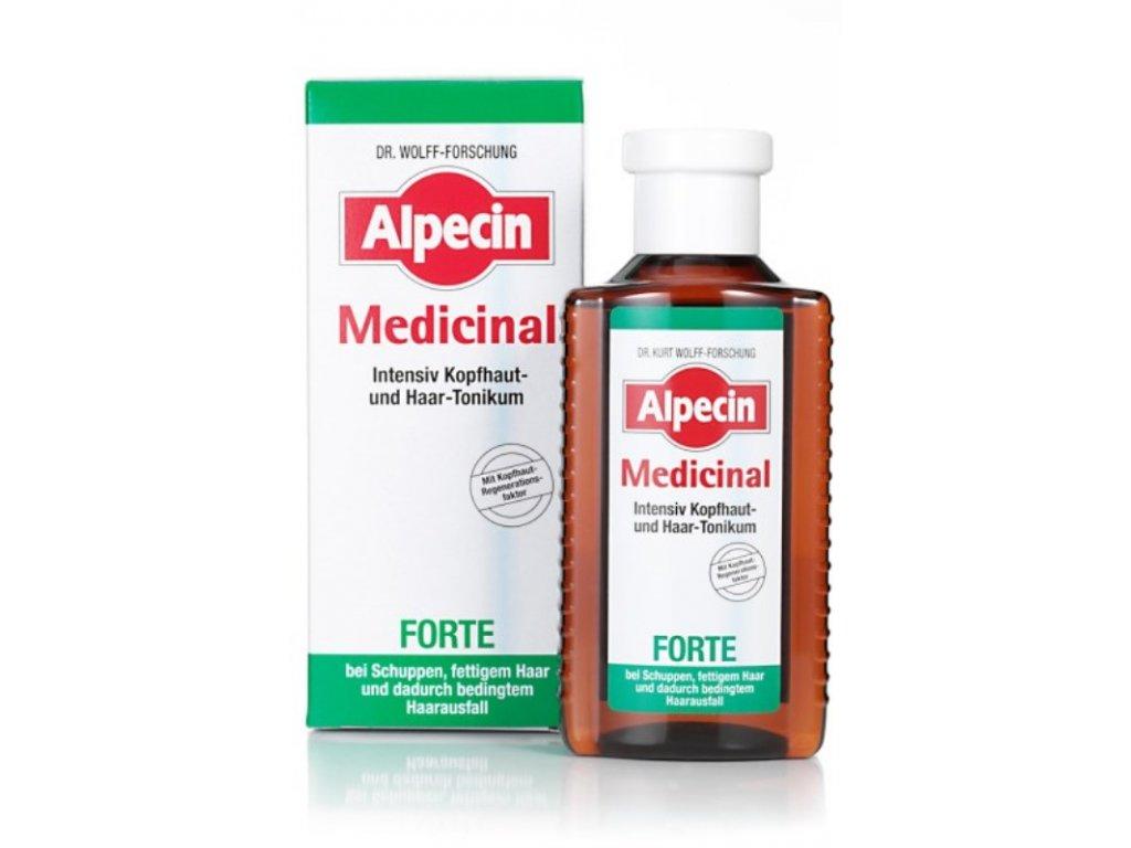 183 alpecin medicinal forte tonikum 200ml
