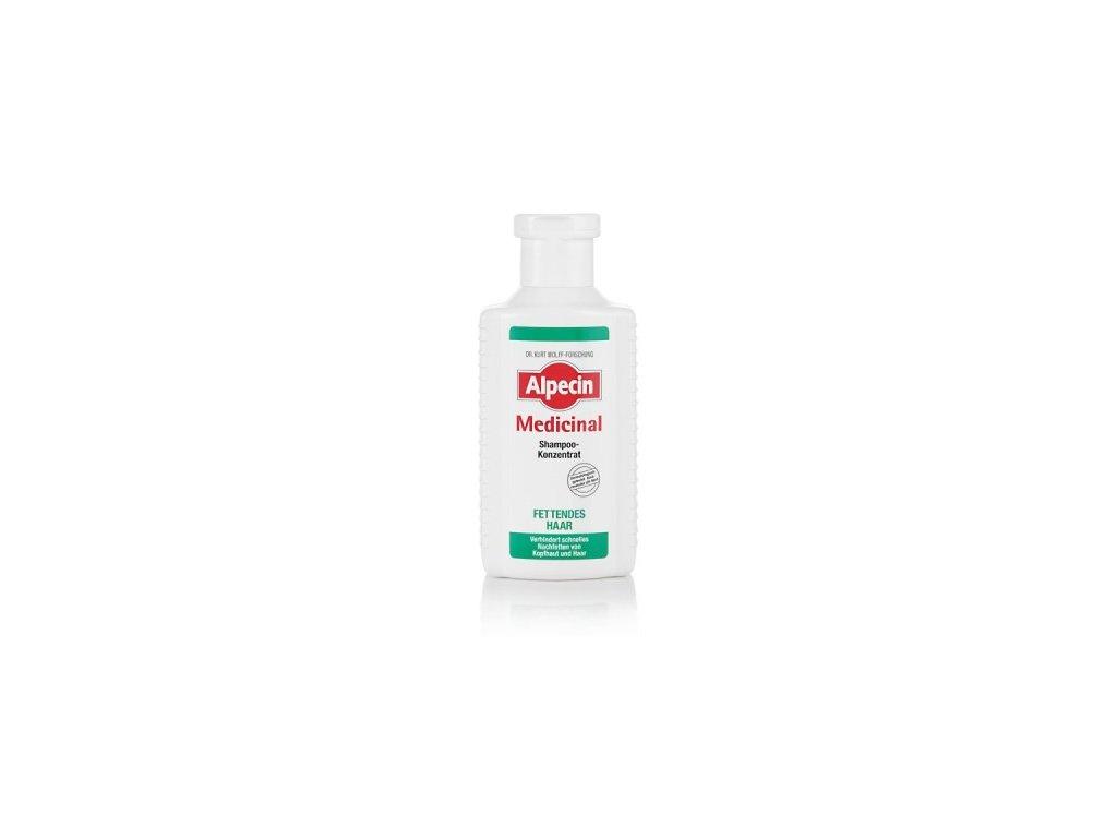 195 alpecin medicinal sampon na mastne vlasy 200 ml
