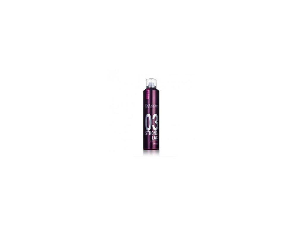 Salerm Pro.Line 03 Strong lak na vlasy 300 ml