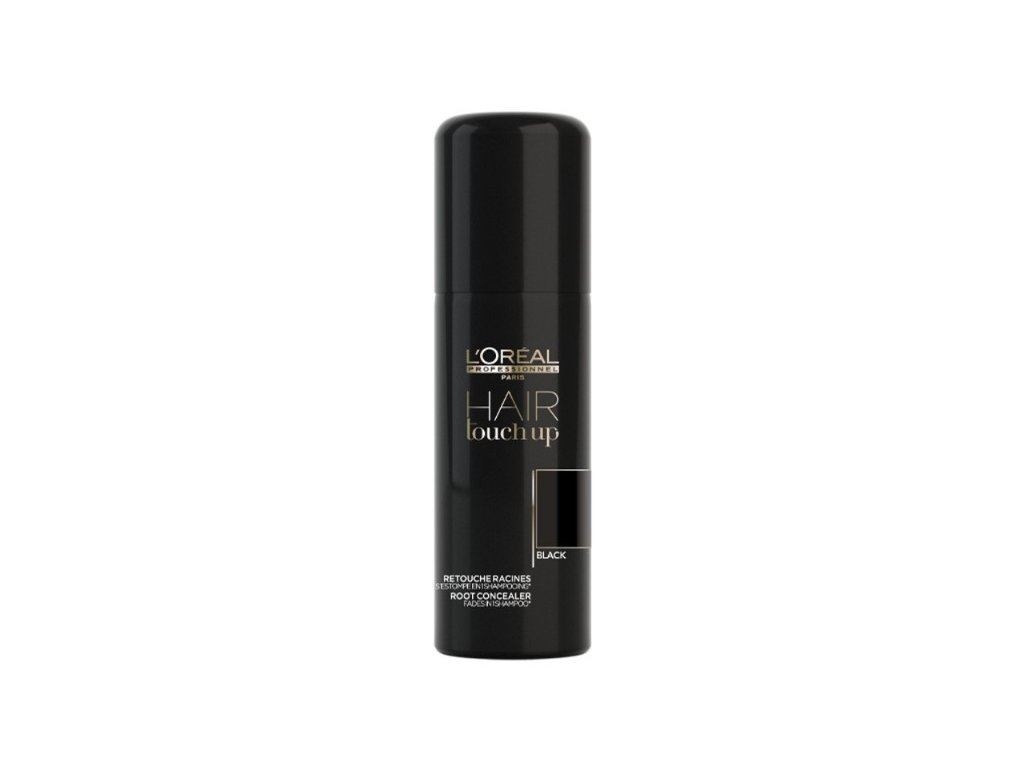 2124 loreal hair touch up black 75 ml