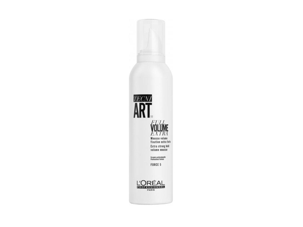 L'Oréal Tecni.Art Full Volume Extra pěna 250 ml