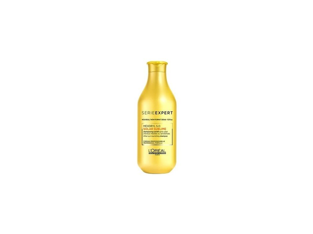 2196 loreal serie expert solar sublime shampoo 300 ml