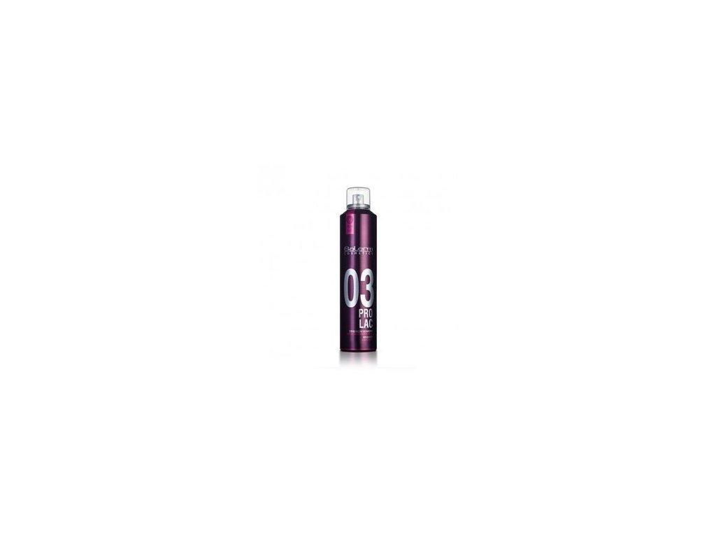 Salerm Pro.Line 03 Pro LAC lak na vlasy bez plynu 300 ml
