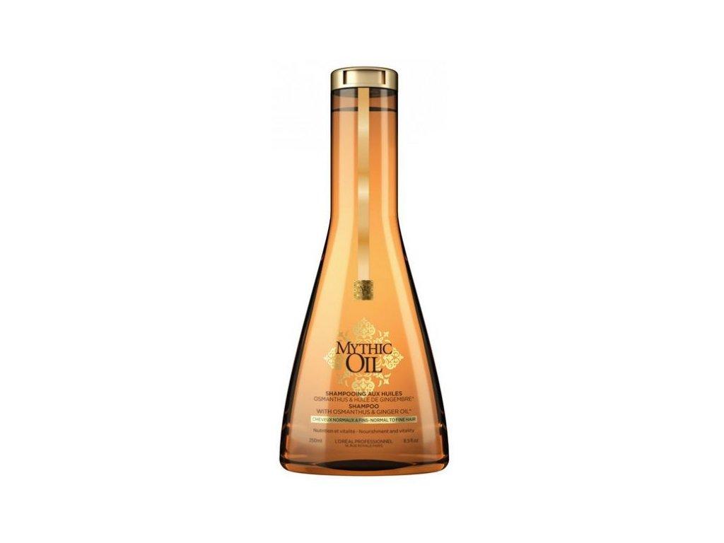 2217 loreal mythic oil shampoo fine hair 250 ml