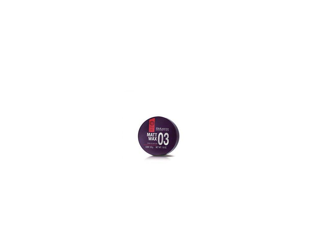 Salerm Pro.Line 03 Matt Wax matující pasta 50 g