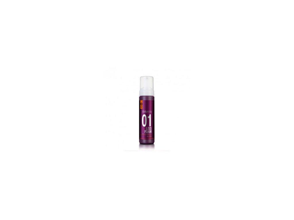 Salerm Pro.Line 01 Liss Foam pěna pro vyhlazení vlasů 200 ml