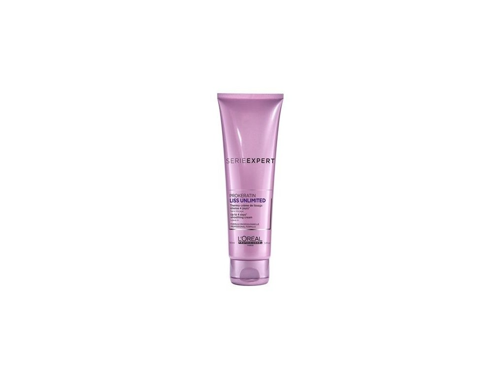 2304 loreal serie expert liss unlimited thermo smoothing cream 150 ml