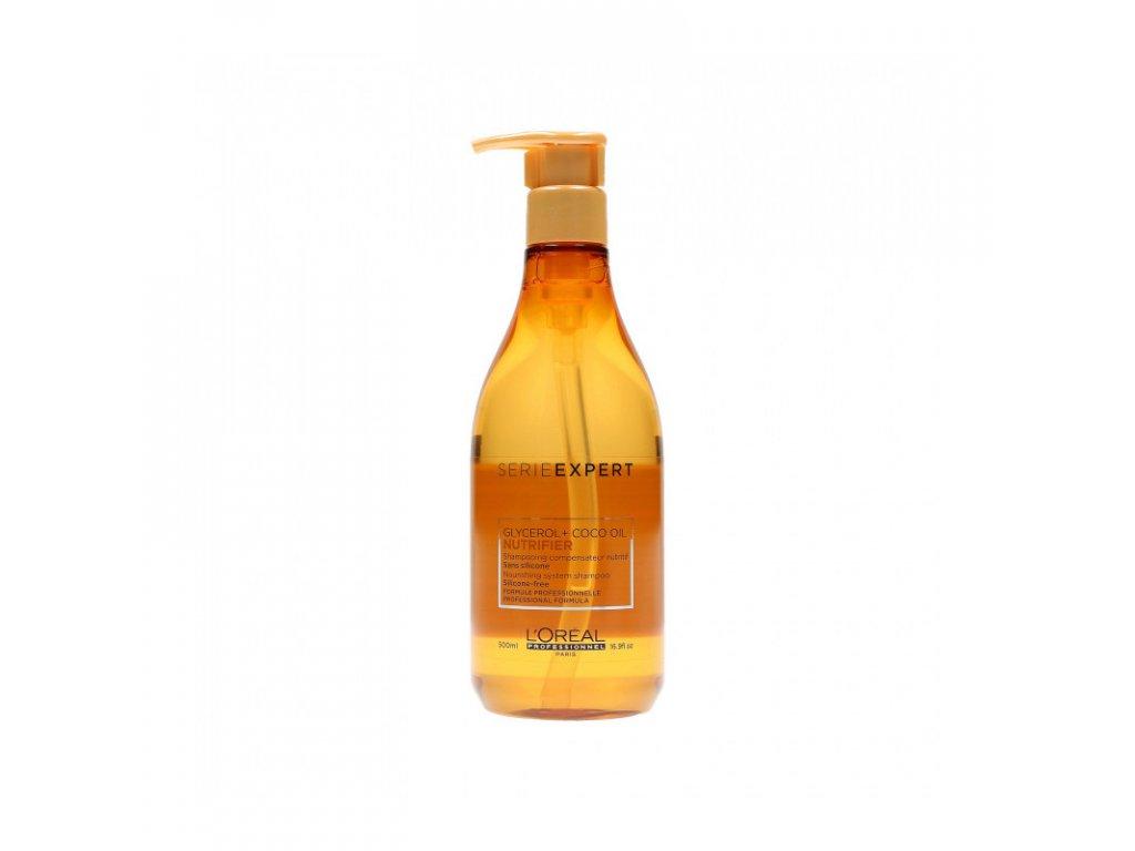 2364 loreal serie expert nutrifier shampoo 500 ml
