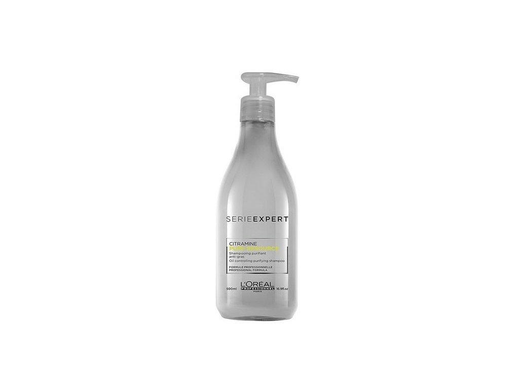 2370 loreal serie expert pure resource shampoo 500 ml