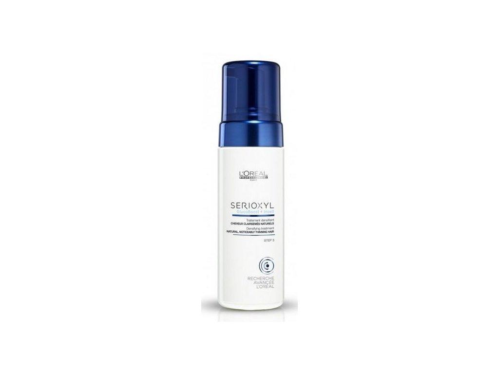 2397 loreal serioxyl densifying mousse natural hair 125 ml