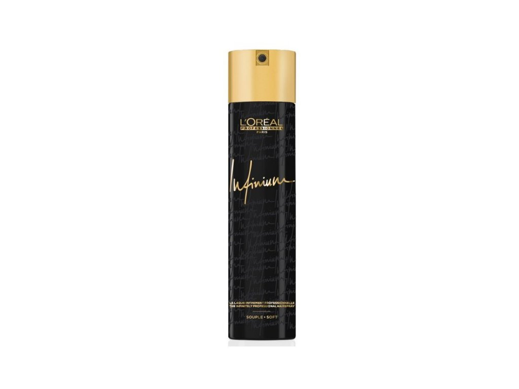 2598 l oreal infinium the infinitely hairspray soft 500 ml