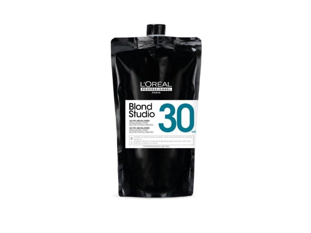 L'Oréal Professionnel Blond Studio Nutri Developer 9% 1000 ml