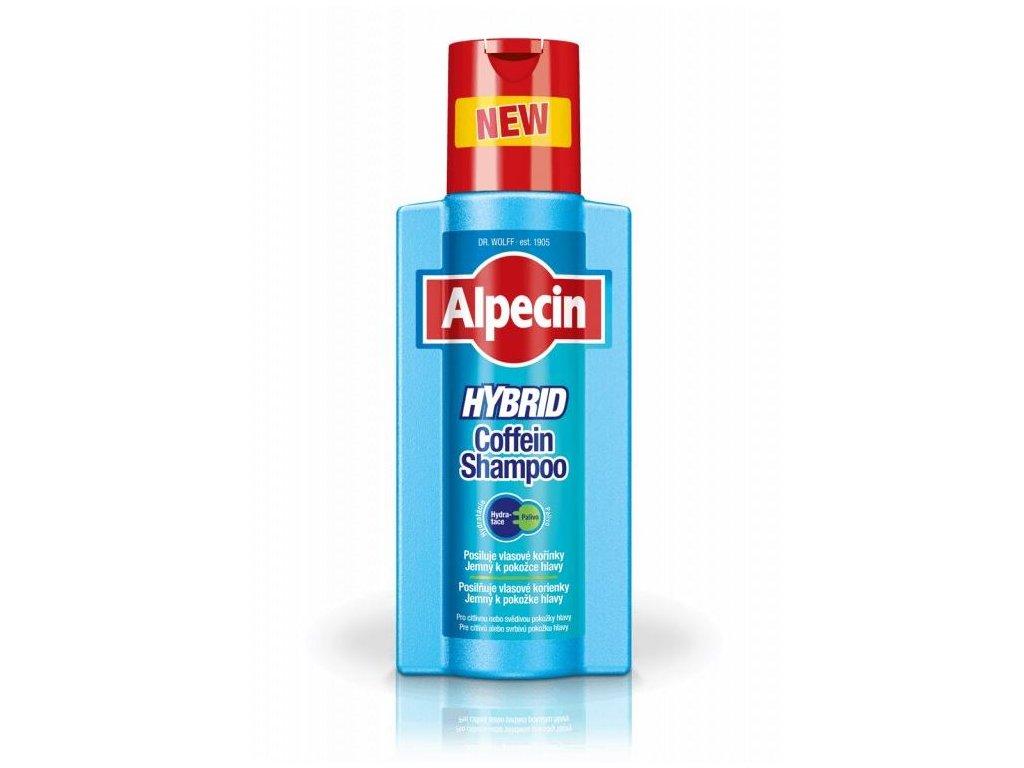 261 alpecin hybrid kofeinovy sampon 250 ml