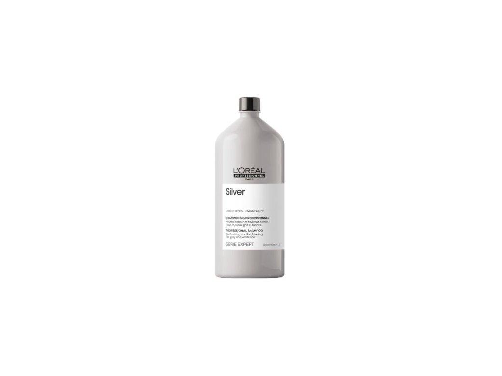 L'Oréal Professionnel Série Expert Silver Shampoo 1500 ml