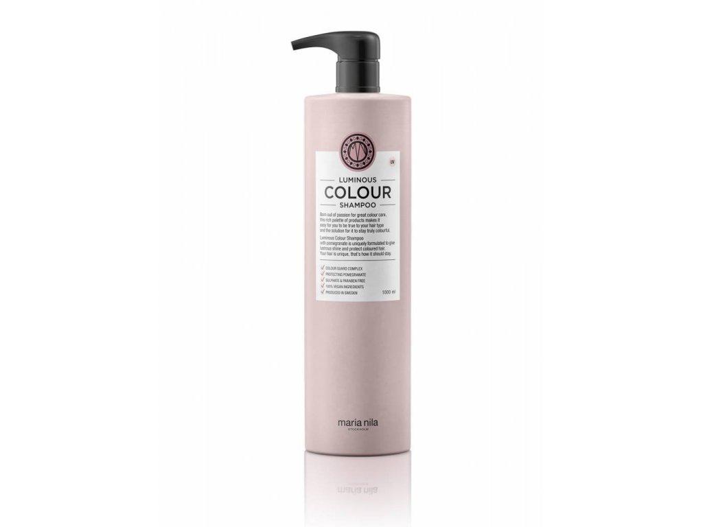 Maria Nila Luminous Colour Šampon 1000 ml