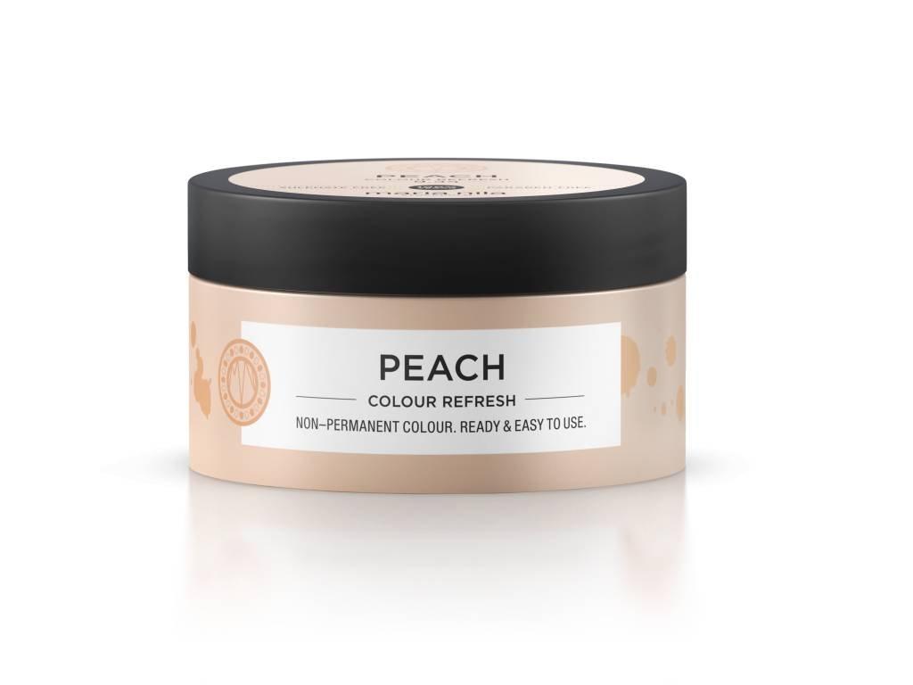 Maria Nila Colour Refresh Peach 9,34 100 ml  + Jednorázové rukavice na barvení zdarma + Vzorek šamponu Maria Nila