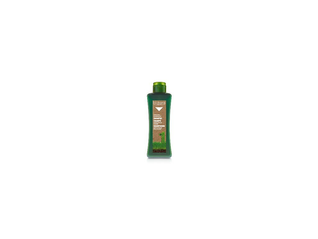 Salerm Biokera šampón proti lupům 300 ml