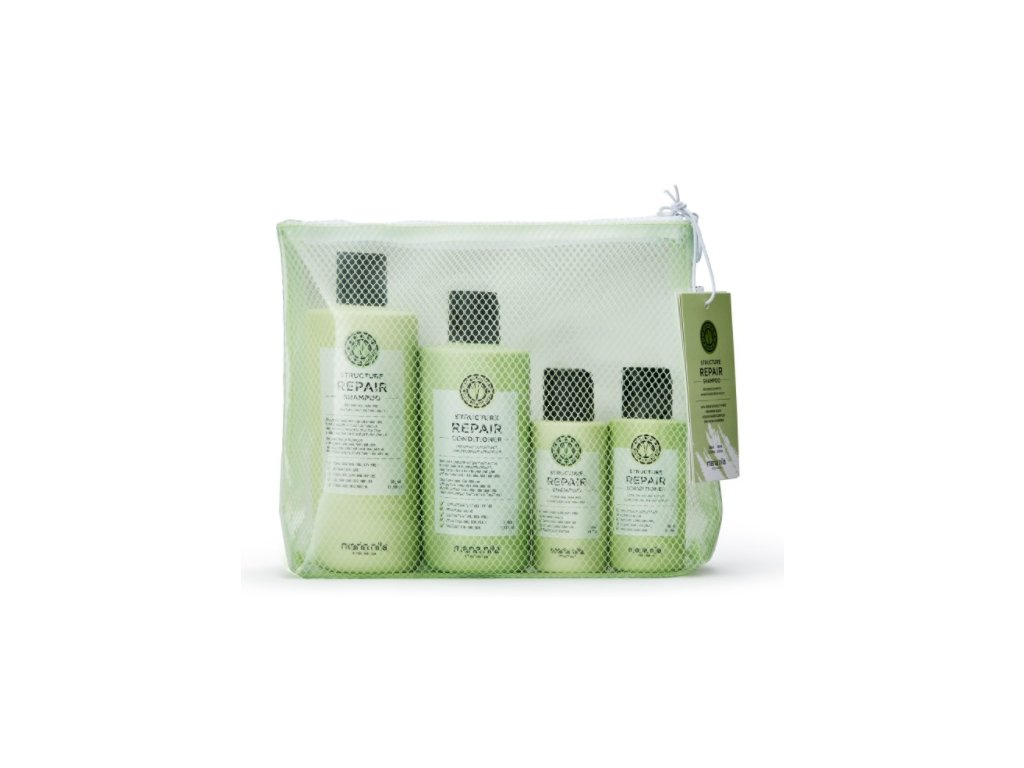 Maria Nila Structure repair beauty bag