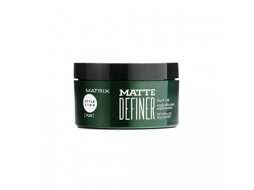 Matrix Style Link Play Matte Definer Beach Clay 100 ml