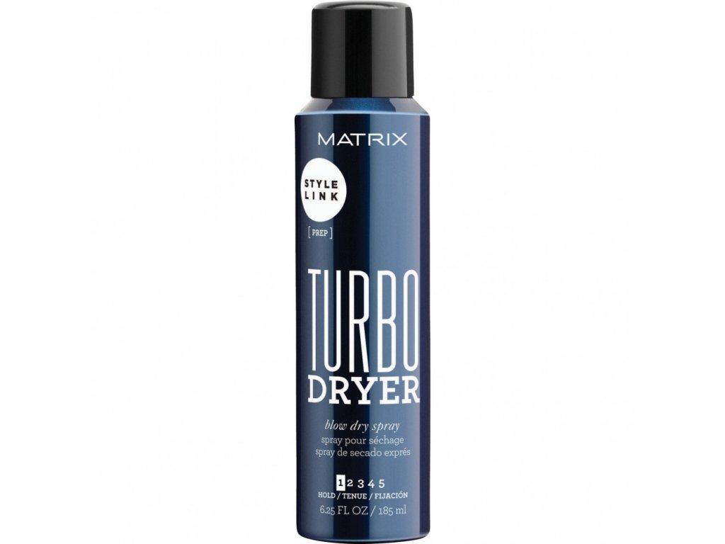 Matrix Style Link Turbo Dryer Blow Dry Spray 185 ml