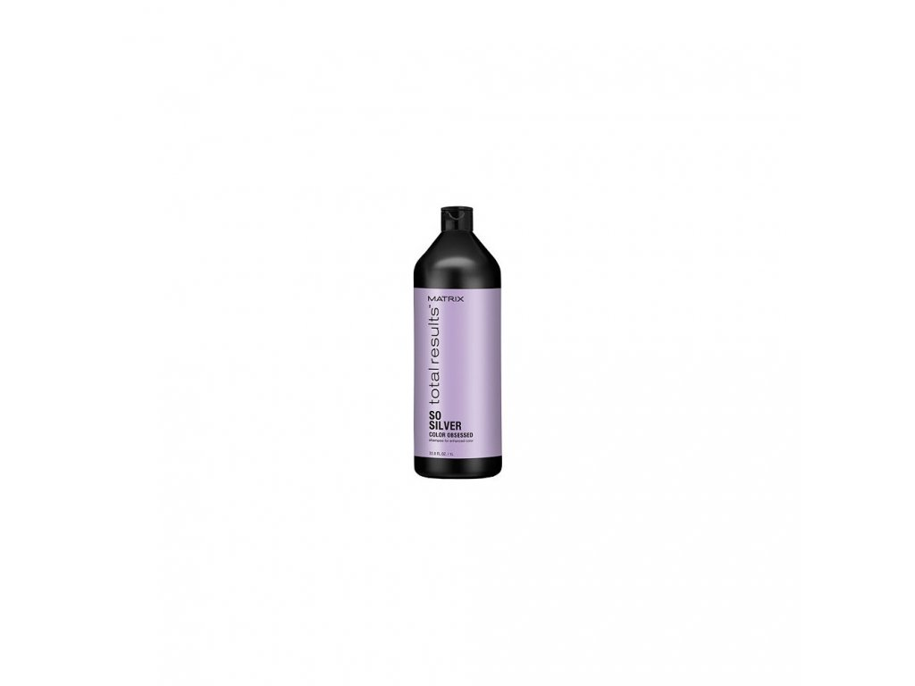 Matrix Total Results Color Obsessed So Silver Shampoo 1000 ml