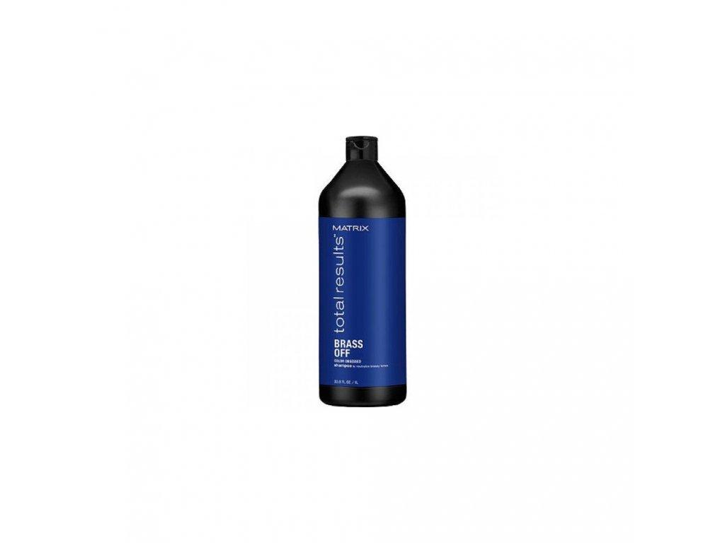 Matrix Total Results Brass Off Shampoo 1000 ml