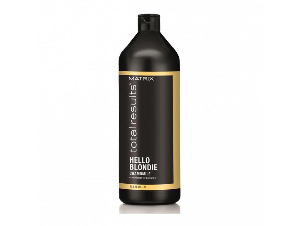 Matrix Total Results Hello Blondie Conditioner 1000 ml