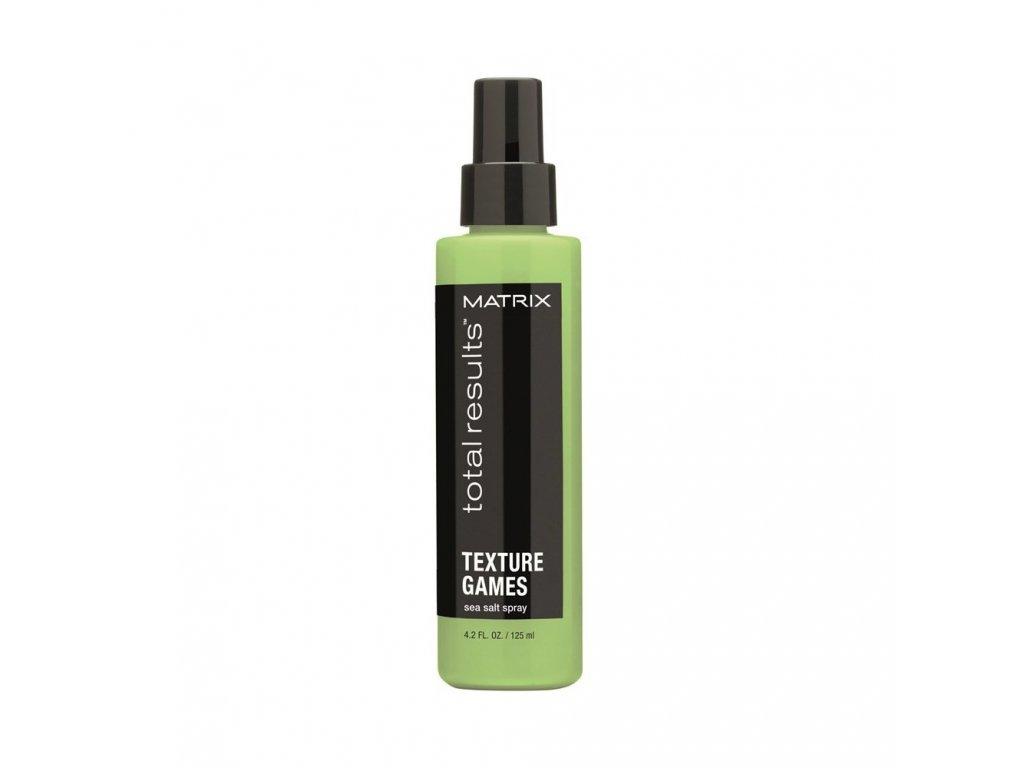 Matrix Total Results Texture Games Sea Salt Spray 125 ml