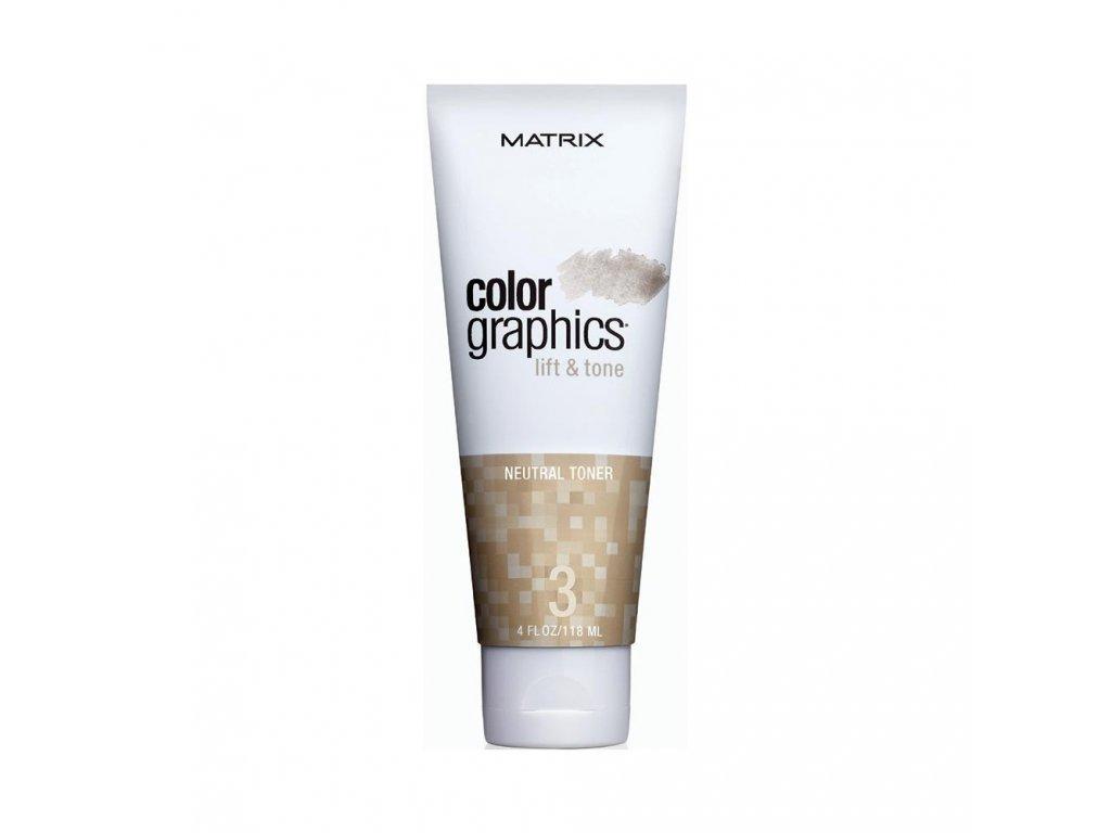 Matrix Color Graphics Toner neutral 118ml