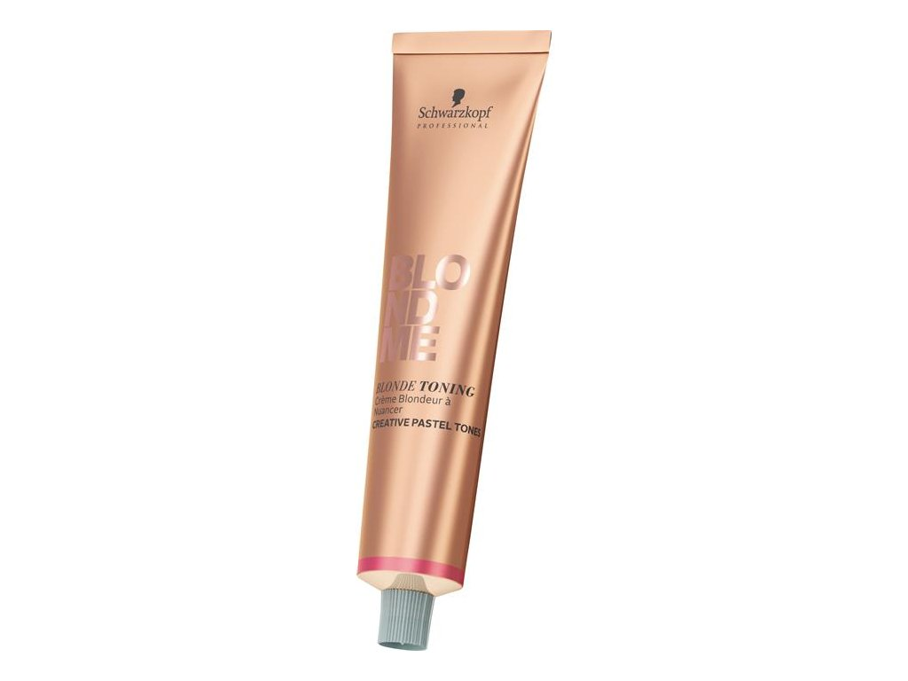 Schwarzkopf Professional BlondMe Blonde Toning 60 ml (Color krém Apricot)