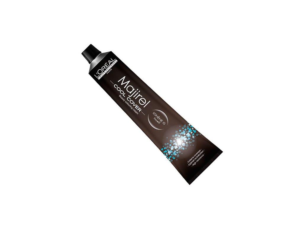 L'Oréal Professionnel - Barva na vlasy Majirel Cool Cover 50 ml (Odstín Cool Cover 7,88)
