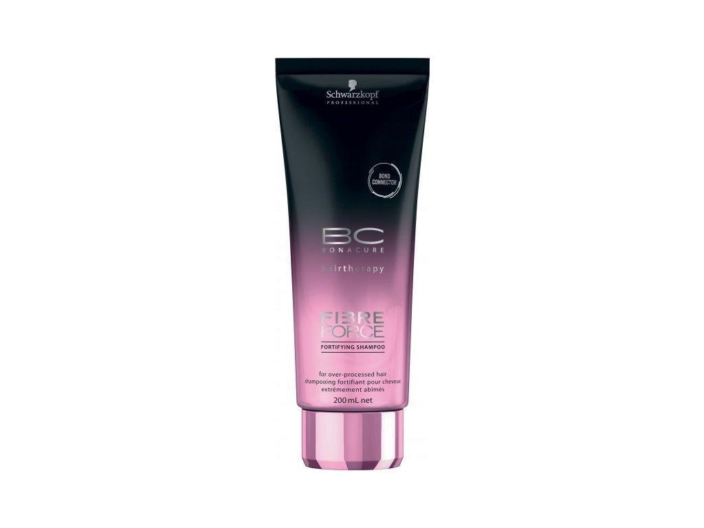 4176 schwarzkopf bc bonacure fibre force fortifying shampoo 200 ml