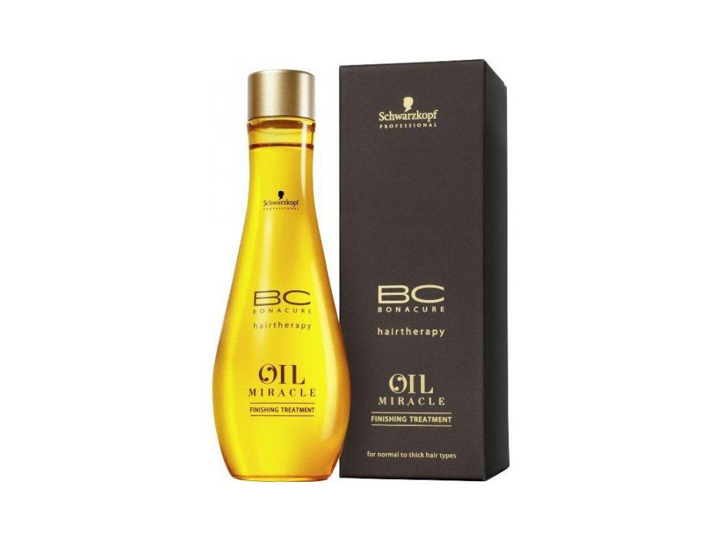 4236 schwarzkopf bc bonacure oil miracle finishing treatment 100 ml