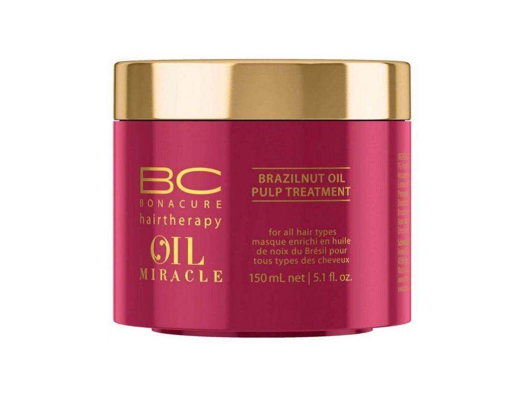 4239 schwarzkopf bc bonacure oil miracle brazilnut oil pulp treatment 150 ml